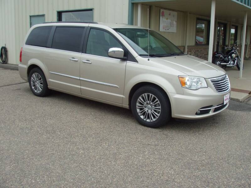 2013 Chrysler Town and Country for sale at Magic City Wholesale in Minot ND
