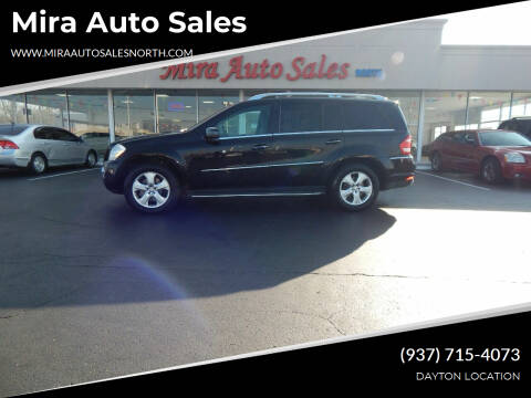 2011 Mercedes-Benz GL-Class for sale at Mira Auto Sales in Dayton OH