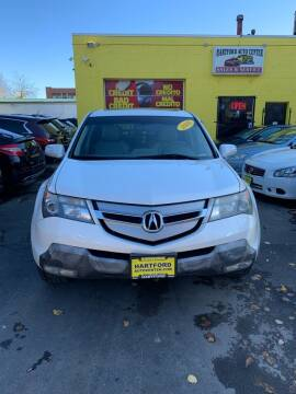 2008 Acura MDX for sale at Hartford Auto Center in Hartford CT