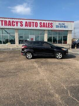 2013 Ford Escape for sale at Tracy's Auto Sales in Waco TX
