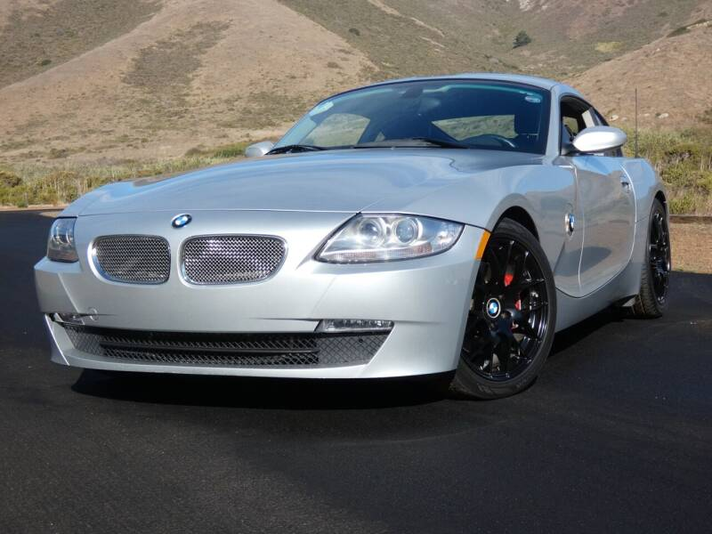2007 BMW Z4 for sale at 415 Motorsports in San Rafael CA