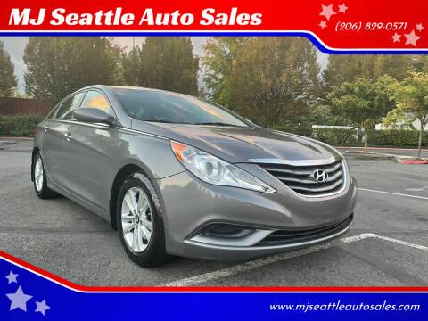 2013 Hyundai Sonata for sale at MJ Seattle Auto Sales in Kent WA