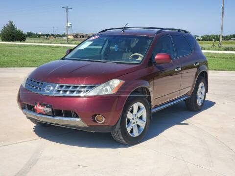 2007 Nissan Murano for sale at Chihuahua Auto Sales in Perryton TX