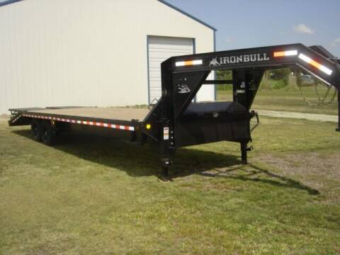 2022 28 FT IRON BULL GN for sale at Midwest Trailer Sales & Service in Agra KS