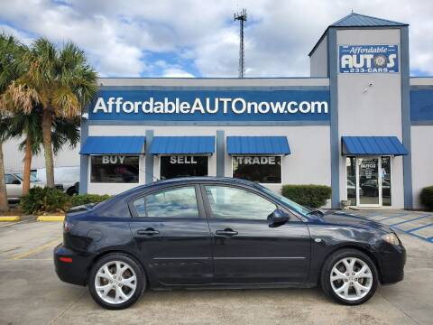 2009 Mazda MAZDA3 for sale at Affordable Autos in Houma LA