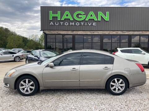 2006 Nissan Maxima for sale at Hagan Automotive in Chatham IL