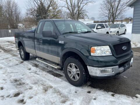 2005 Ford F-150 for sale at Stiener Automotive Group in Galloway OH