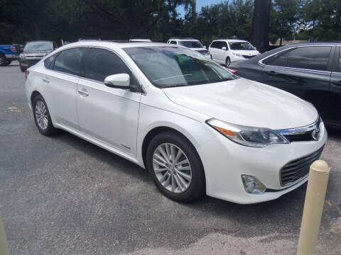 2015 Toyota Avalon Hybrid for sale at ORANGE PARK AUTO in Jacksonville FL