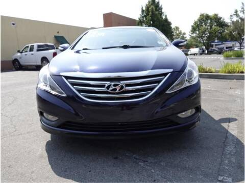 2014 Hyundai Sonata for sale at BAY AREA CAR SALES in San Jose CA