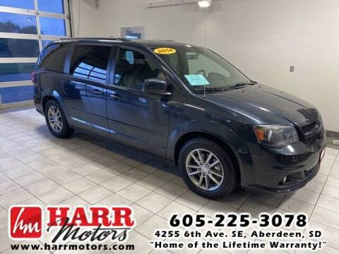 2014 Dodge Grand Caravan for sale at Harr's Redfield Ford in Redfield SD