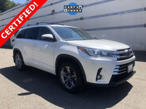 2018 Toyota Highlander for sale at Toyota of Seattle in Seattle WA