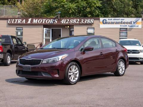 2017 Kia Forte for sale at Ultra 1 Motors in Pittsburgh PA