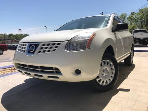 2009 Nissan Rogue for sale at el camino auto sales in Gainesville GA