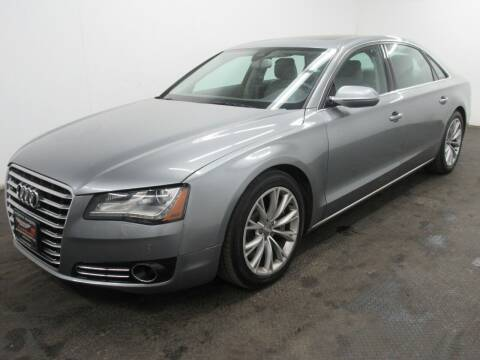 2011 Audi A8 L for sale at Automotive Connection in Fairfield OH