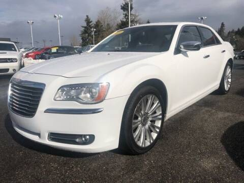 2011 Chrysler 300 for sale at Autos Only Burien in Burien WA