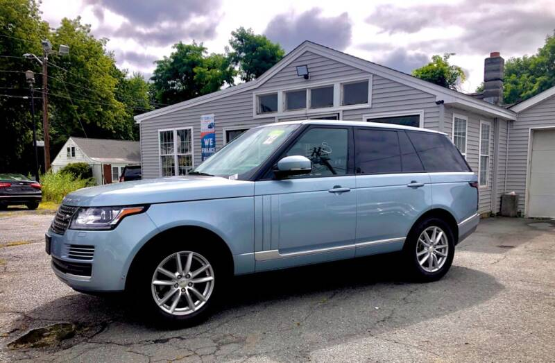 2014 Land Rover Range Rover for sale at Top Line Import in Haverhill MA