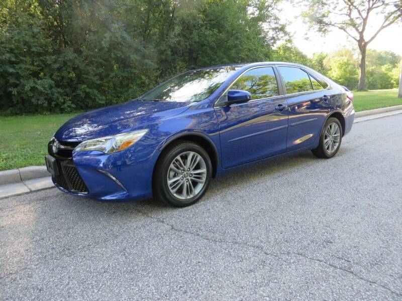 2015 Toyota Camry for sale at EZ Motorcars in West Allis WI