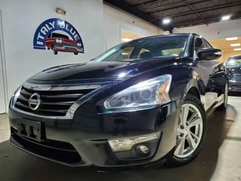 2013 Nissan Altima for sale at Italy Blue Auto Sales llc in Miami FL