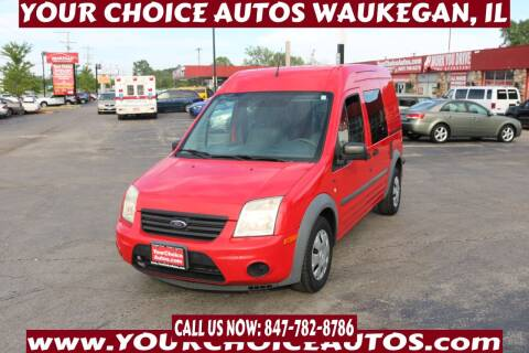 2010 Ford Transit Connect for sale at Your Choice Autos - Waukegan in Waukegan IL