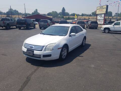2007 Ford Fusion for sale at Boise Motor Sports in Boise ID