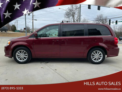 2019 Dodge Grand Caravan for sale at Hills Auto Sales in Salem AR