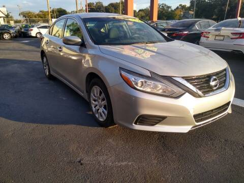 2017 Nissan Altima for sale at Gold Motors Auto Group Inc in Tampa FL