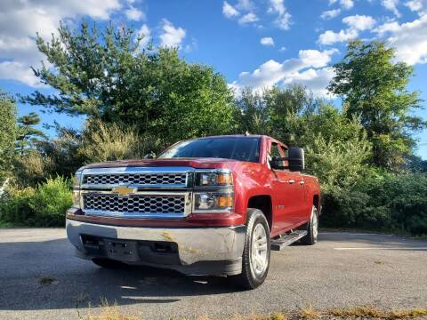 2014 Chevrolet Silverado 1500 for sale at Westford Auto Sales in Westford MA