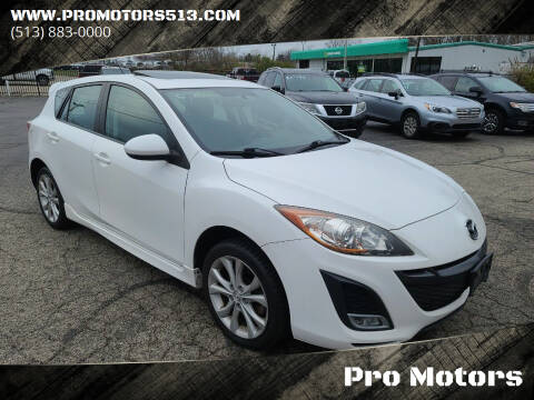 2011 Mazda MAZDA3 for sale at Pro Motors in Fairfield OH