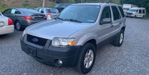 2006 Ford Escape for sale at JM Auto Sales in Shenandoah PA