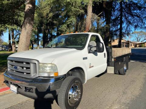 2004 Ford F-450 Super Duty for sale at California Diversified Venture in Livermore CA