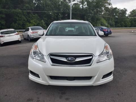 2011 Subaru Legacy for sale at DISCOUNT AUTO SALES in Johnson City TN