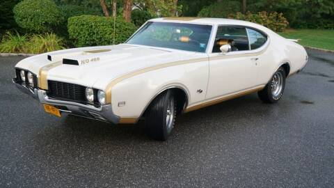1969 Oldsmobile 442 for sale at Fiore Motors, Inc.  dba Fiore Motor Classics in Old Bethpage NY