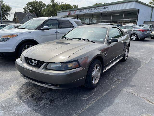 2002 Ford Mustang for sale at JC Auto Sales in Belleville IL