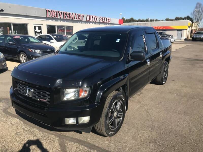 2013 Honda Ridgeline for sale at DriveSmart Auto Sales in West Chester OH