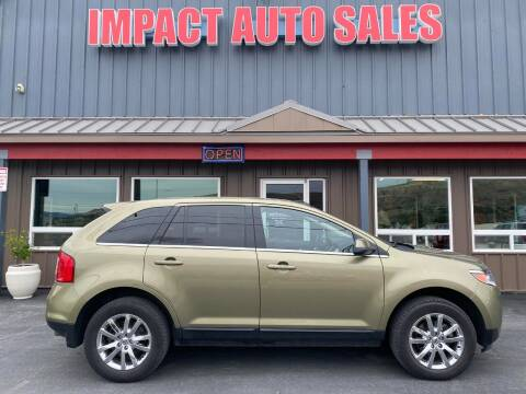 2013 Ford Edge for sale at Impact Auto Sales in Wenatchee WA