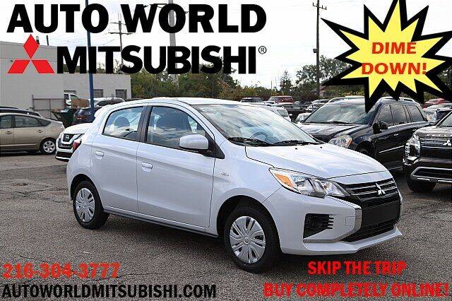 2021 Mitsubishi Mirage for sale in Bedford, OH