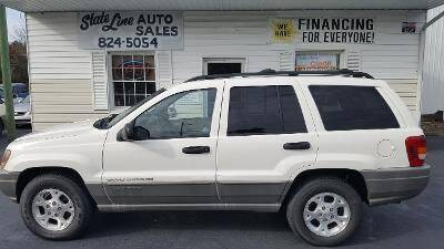 2000 Jeep Grand Cherokee for sale at STATE LINE AUTO SALES in New Church VA