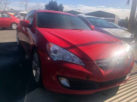 2012 Hyundai Genesis Coupe for sale at Silver Star Auto in San Bernardino CA