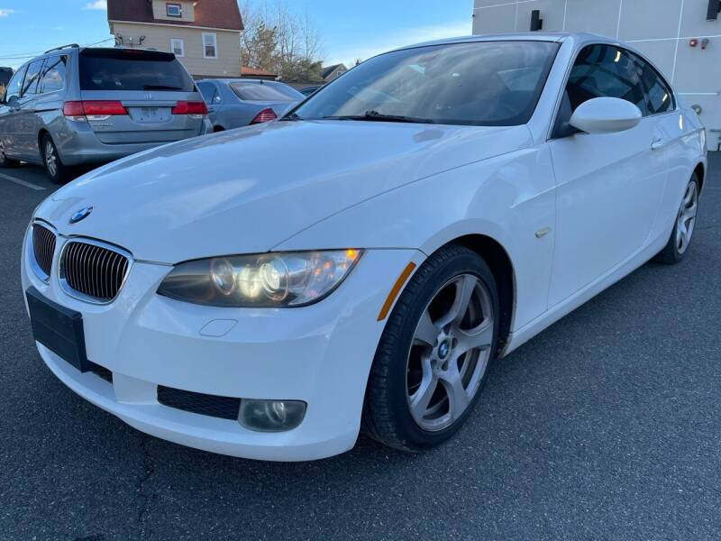 2007 BMW 3 Series for sale at MAGIC AUTO SALES in Little Ferry NJ