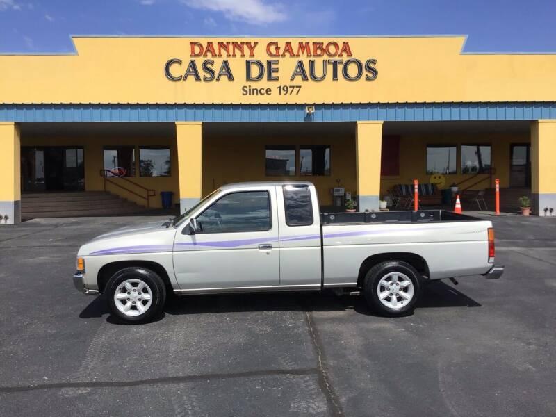 1996 Nissan Truck for sale at CASA DE AUTOS, INC in Las Cruces NM