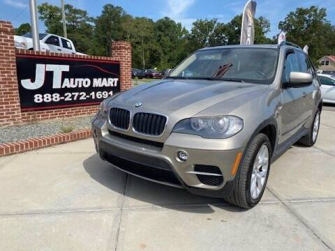 2011 BMW X5 for sale at J T Auto Group in Sanford NC