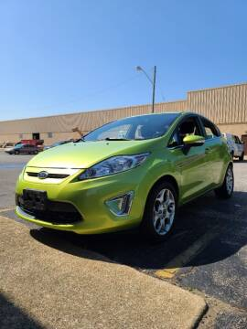 2012 Ford Fiesta for sale at Brian's Direct Detail Sales & Service LLC. in Brook Park OH
