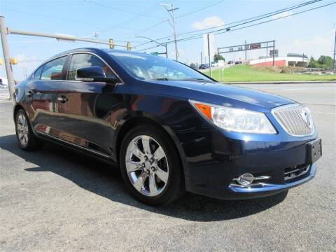 2011 Buick LaCrosse for sale at Cam Automotive LLC in Lancaster PA