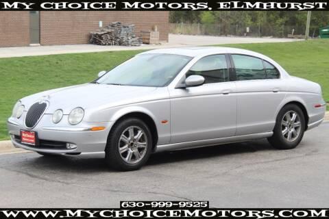 2004 Jaguar S-Type for sale at Your Choice Autos - My Choice Motors in Elmhurst IL