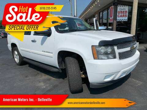 2008 Chevrolet Suburban for sale at American Motors Inc. - Belleville in Belleville IL