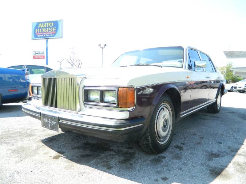 1986 Rolls-Royce Silver Spur for sale at Auto House Of Fort Wayne in Fort Wayne IN