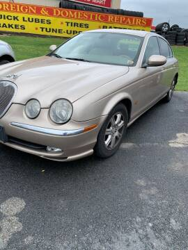 2003 Jaguar S-Type for sale at BRYANT AUTO SALES in Bryant AR