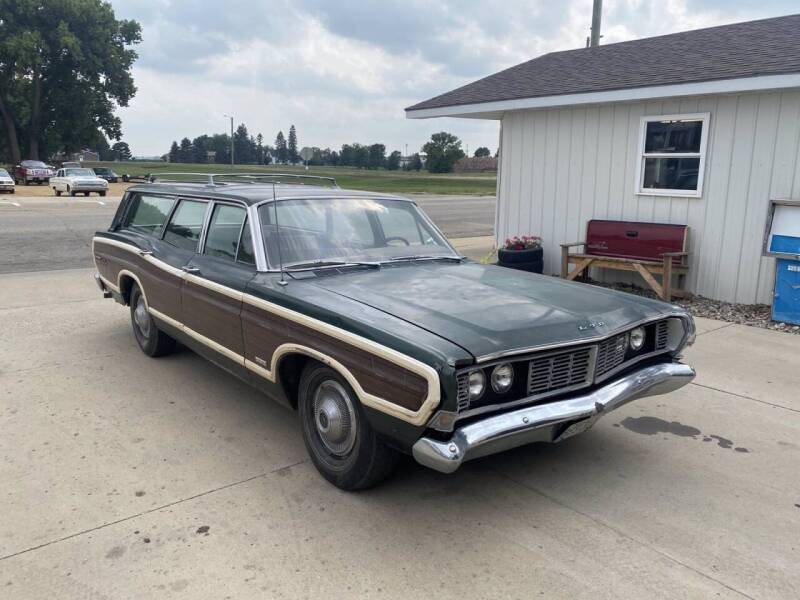 1968 Ford LTD Coutry Squire for sale at B & B Auto Sales in Brookings SD