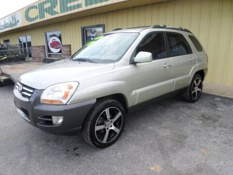 2005 Kia Sportage for sale at Credit Cars of NWA in Bentonville AR