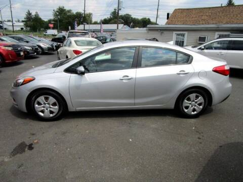 2016 Kia Forte for sale at American Auto Group Now in Maple Shade NJ